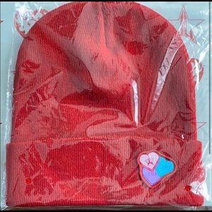Jeffree Star Exclusive Valentine's Day Beanie